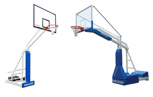 Competition Basketball Goals