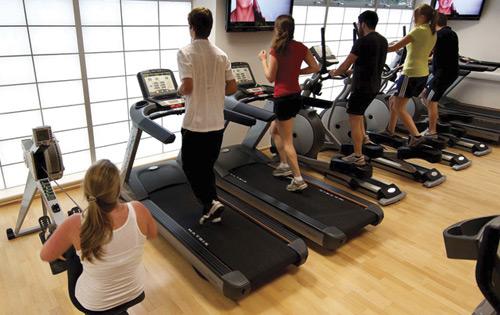 Gym Equipment Servicing
