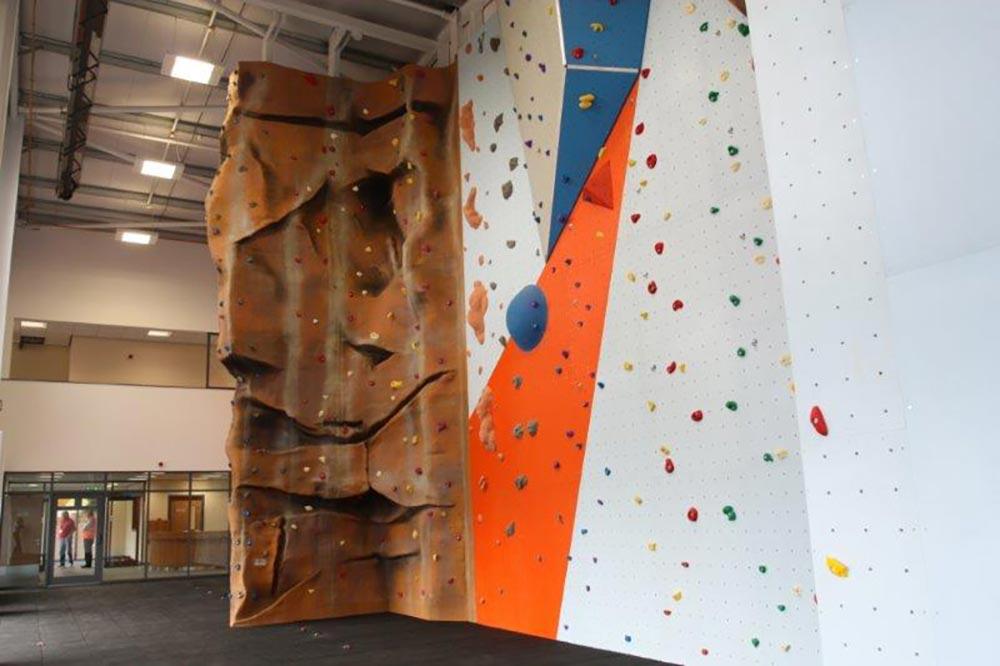 Climbing Walls Sports Facilities Group
