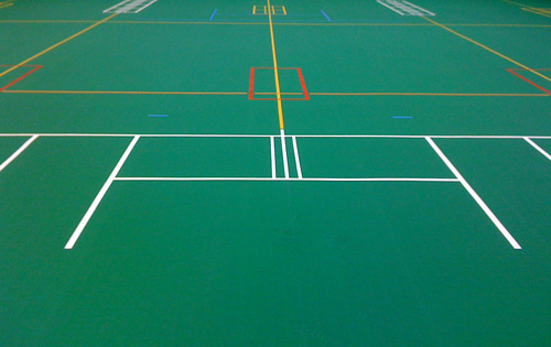 Indoor Cricket Surfaces