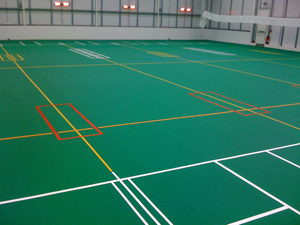 Specialist Indoor Cricket Surfaces Sports Facilities Group