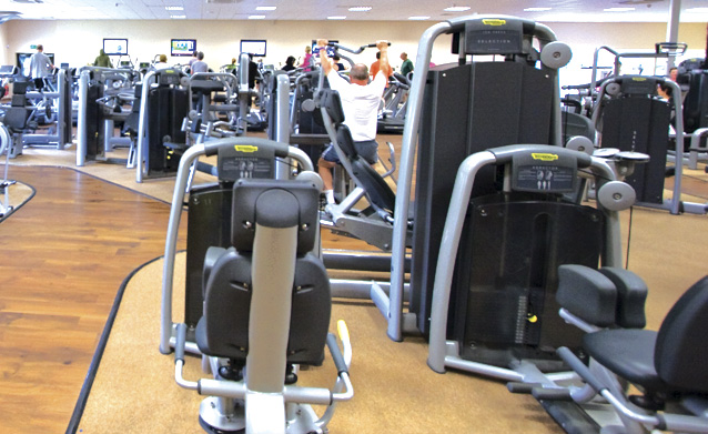 Indoor Gym Equipment Sports Facilities Group