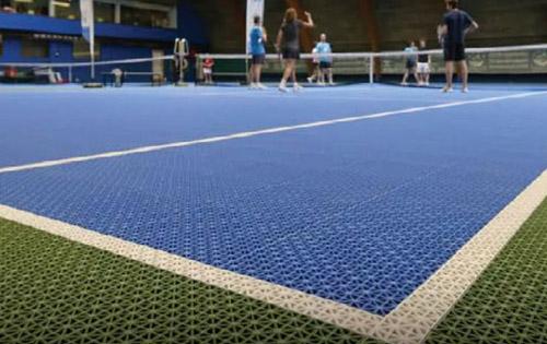 Modular Sports Floors
