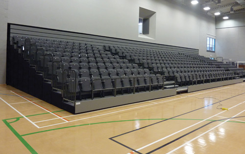 Retractable Sports Seating