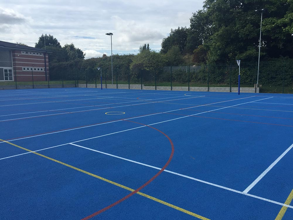 Outdoor Courts And Muga S Sports Facilities Group